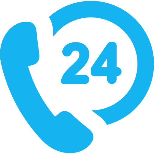 24 hours Phone Support